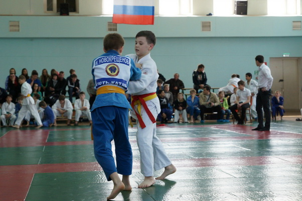 Турнир в Усть-Катаве-1