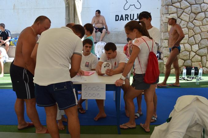 Детский турнир в Хорватии-3