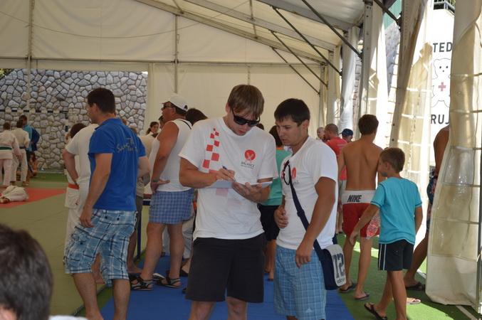 Детский турнир в Хорватии-4