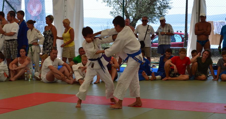 Детский турнир в Хорватии-5