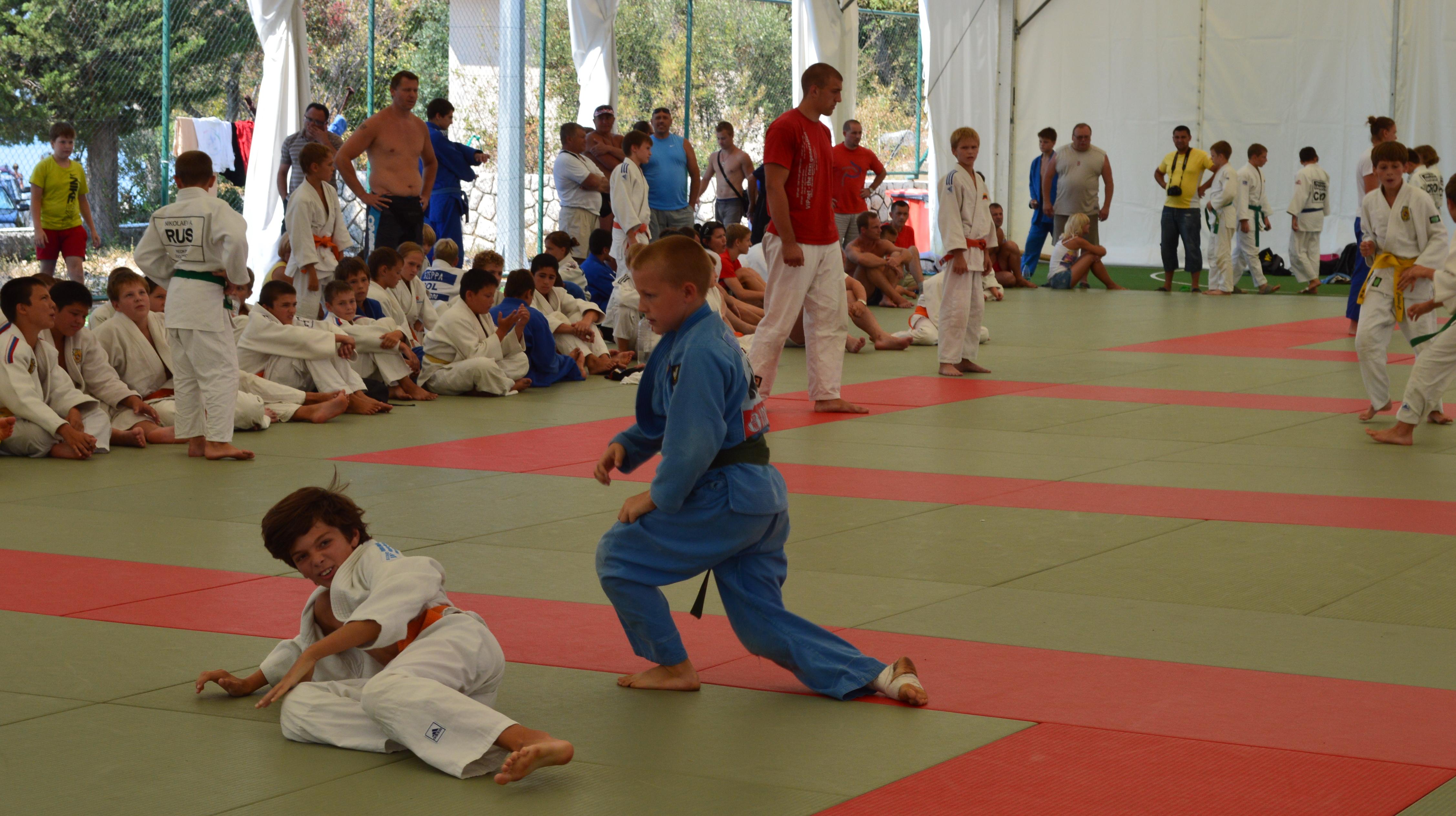 Детский турнир в Хорватии-13