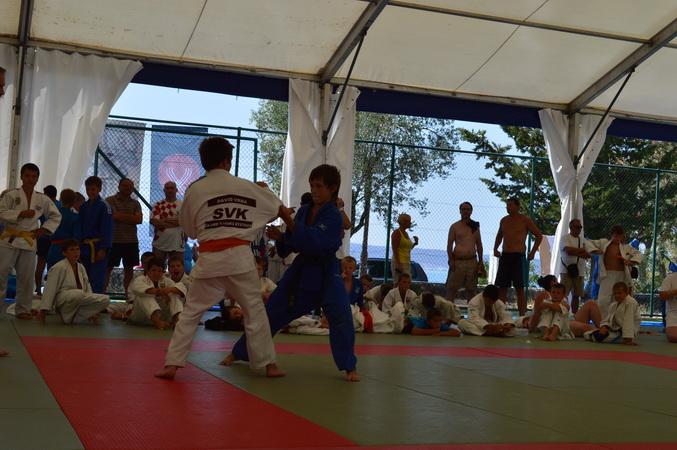 Детский турнир в Хорватии-18