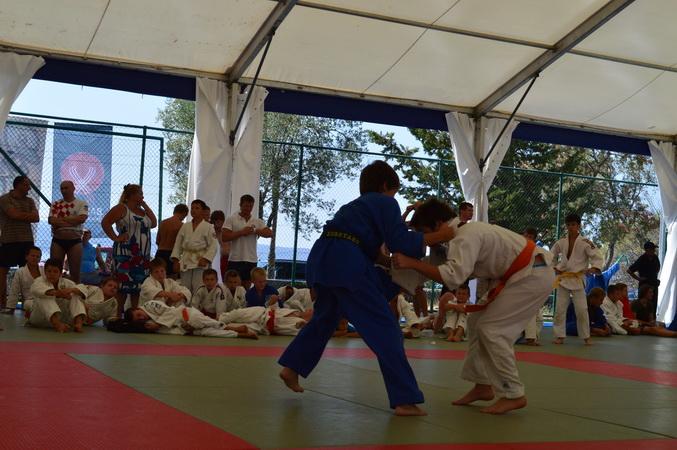 Детский турнир в Хорватии-19