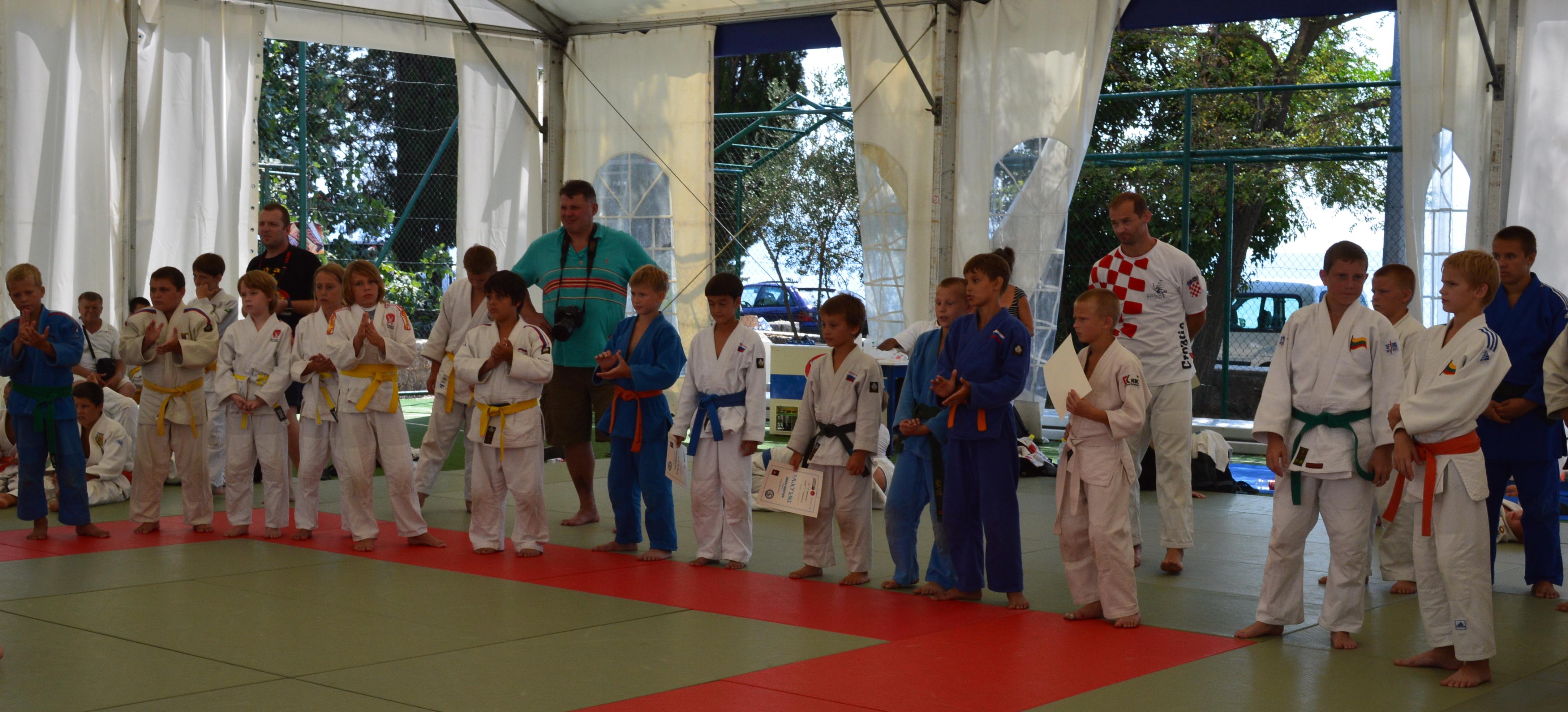 Детский турнир в Хорватии-22