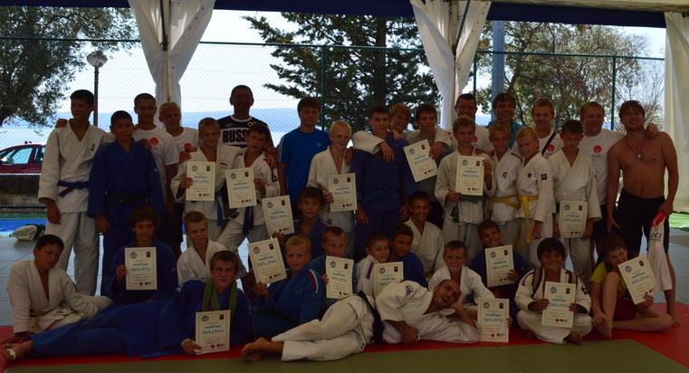 Детский турнир в Хорватии-23