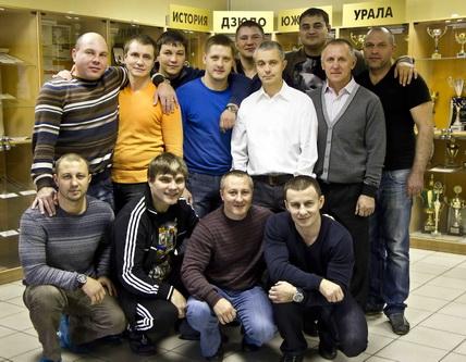 Друзья А. Кулакова